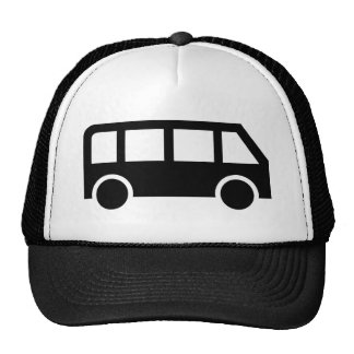 Bus icon cap