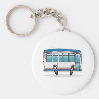 Bus Key Ring