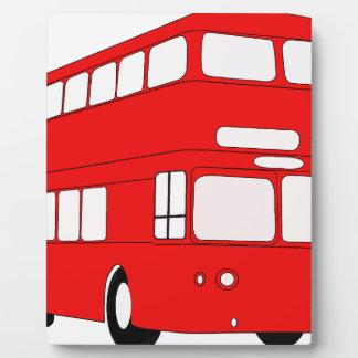 bus plaque
