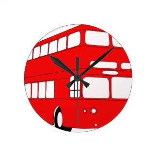 bus round clock