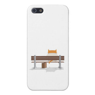 Bus Stop Kitty Case For iPhone 5/5S