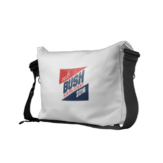 BUSH 2016 SUPPORTER -.png Courier Bags