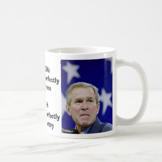 BUSH/CLINTON COFFEE MUG