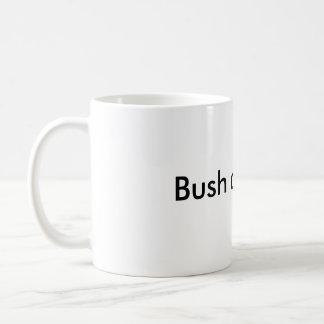 Bush did 9/11 coffee mug