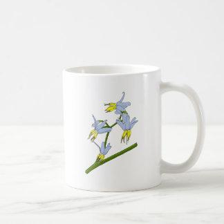 Bush Flowers Coffee Mug
