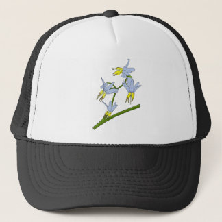 Bush Flowers Trucker Hat