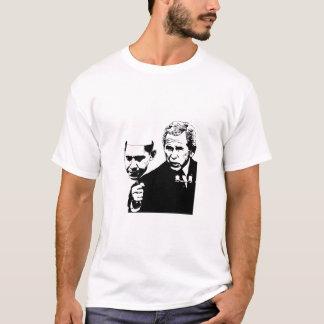 bush obama mask small T-Shirt