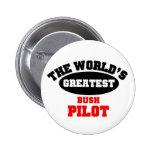 Bush Pilot Pins