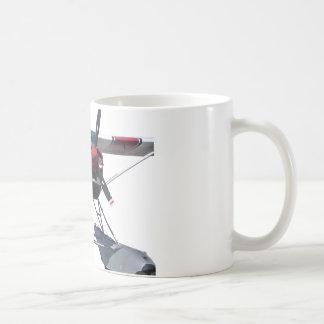 Bush Plane Basic White Mug