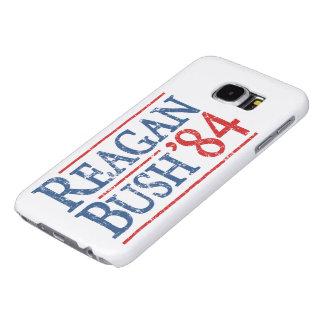 Bush Reagan 84 Election Samsung Galaxy S6 Cases