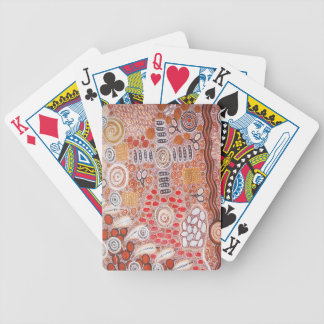 Bush Tucker Bicycle Playing Cards