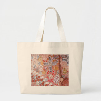Bush Tucker Large Tote Bag
