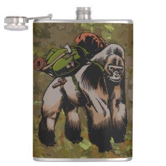 Bushcraft Gorilla Hip Flask