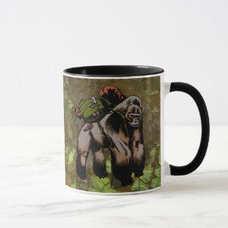 Bushcraft Gorilla Mug
