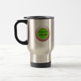 Bushcraft-Live It Travel Mug