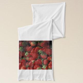 Bushel of Strawberries Scarf