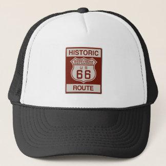 BUSHEYHEAD66 TRUCKER HAT