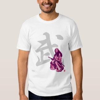 BUSHI warrior T shirt