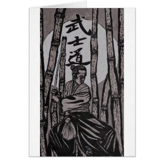Bushido Moon  by Cartrer L. Shepard Card
