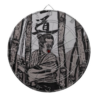 Bushido Moon light Dartboard