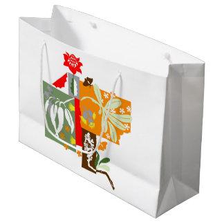 Bushland - large glossy bag