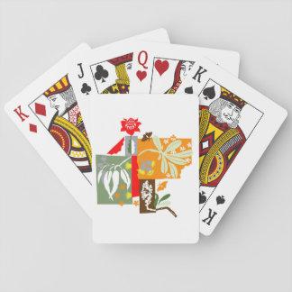 Bushland - Playing cards