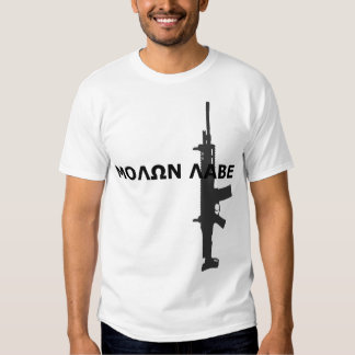 Bushmaster ACR - MOLON LABE Shirts