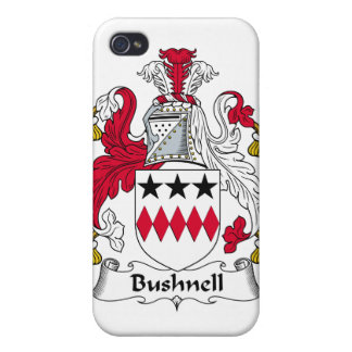 Bushnell Family Crest iPhone 4 Covers