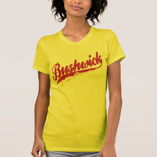 Bushwick Brooklyn Ladies T-Shirt
