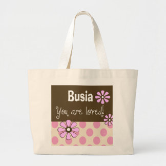 Busia Tote Bag Polish Grandmother
