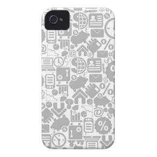 Business a background3 iPhone 4 case