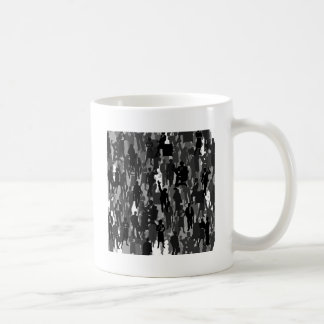 Business a background coffee mug