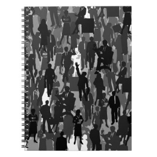Business a background notebooks