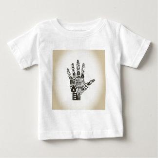 Business a hand2 baby T-Shirt