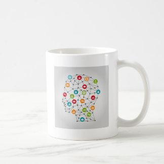 Business a head7 coffee mug