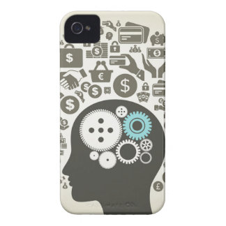 Business a head iPhone 4 covers