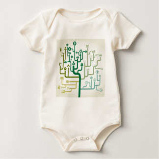 Business a labyrinth baby bodysuit