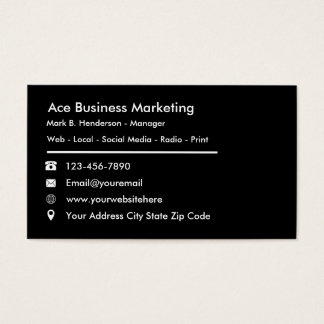 Business Advertising Services