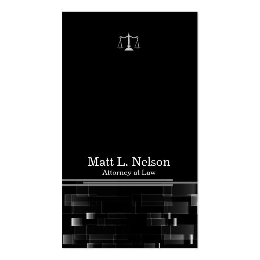 business_attorney business card