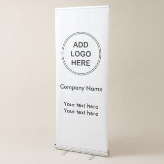 Business Banner Logo Design