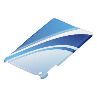 Business Blue iPad Mini Cover