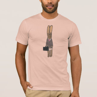 Business Bunny Forgot his Pants T-Shirt