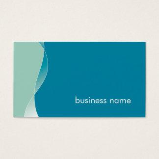 BUSINESS CARD bold modern swish