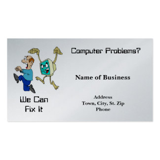 Business Card-Computers-We can Fix It