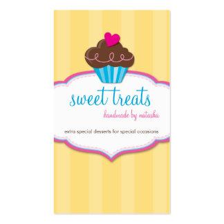BUSINESS CARD :: cupcakes 5P