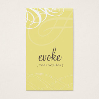 BUSINESS CARD :: designer vogue 3