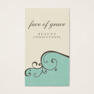 BUSINESS CARD :: elegantly delicate 5