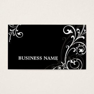 BUSINESS CARD :: fabulously 6