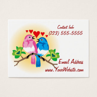 Business Card for a professional or non profession
