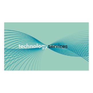 BUSINESS CARD :: futuristica flair L10